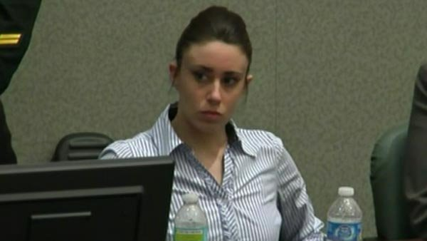 Casey Anthony (Source: CNN)