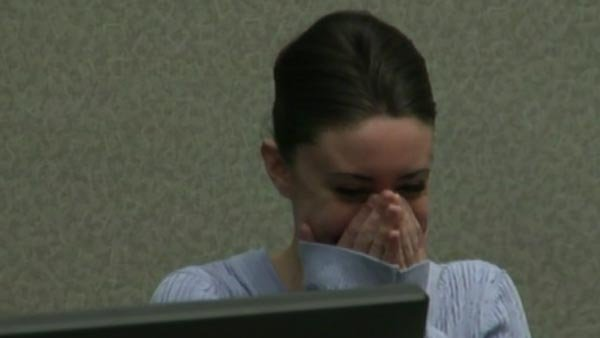A Florida jury has found 25-year-old Casey Anthony not guilty of murdering her young daughter Caylee. (Source: CNN)