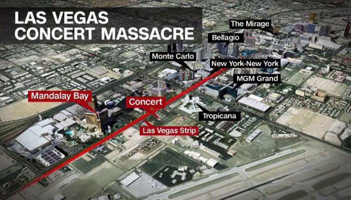 A view of the area where the massacre took place. (Source: CNN)