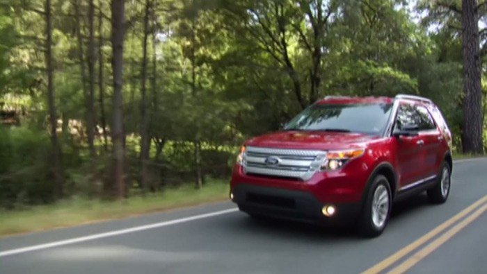 Ford to Repair Exhaust Leaks for Explorer SUVs in North America