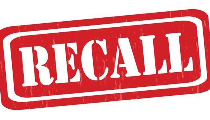 The FDA announced the voluntary recall on Monday, Oct. 23. (Source: Facebook/FDA)