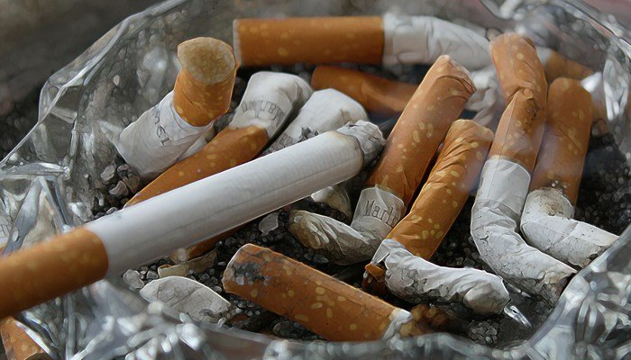 The company decided to reward nonsmokers instead of punishing smokers. (Source: Pixabay)
