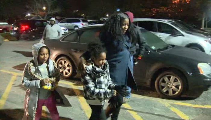The twins have been reunited with their father, who has full custody of both girls. (Source: WCVB/WMUR/CNN)