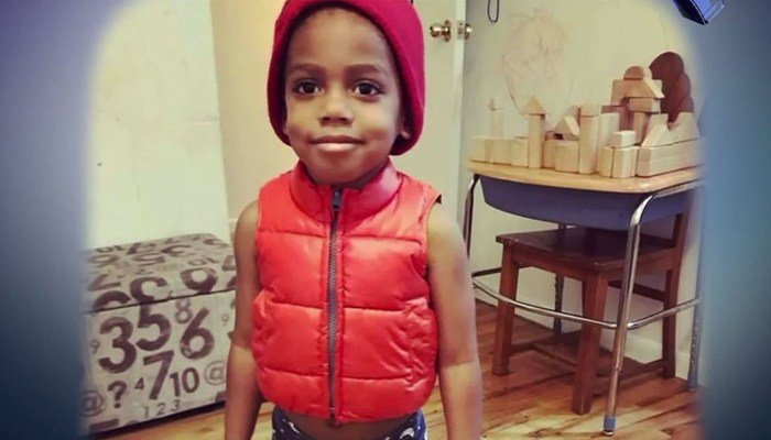 Elijah Silvera, 3, died after he ate a grilled cheese sandwich. The boy had a severe dairy allergy. (Source: GoFundMe/WPIX)