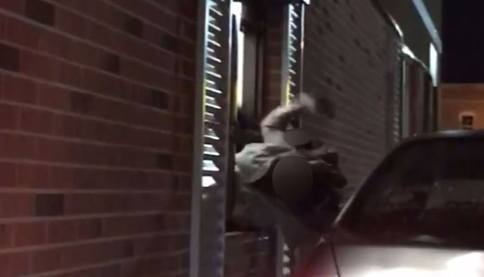 Women mad over McNuggets climb through drive-thru window, assault McDonald's manager