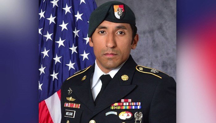 A military examiner ruled Sgt. Logan Melgar's death a homicide by asphyxiation. (Source: U.S. Army/CNN)