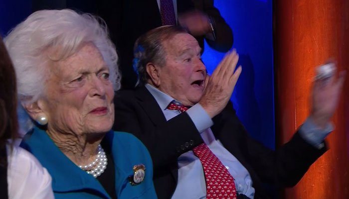 Seventh Woman Accuses George HW Bush Of Groping Her During Photo Op