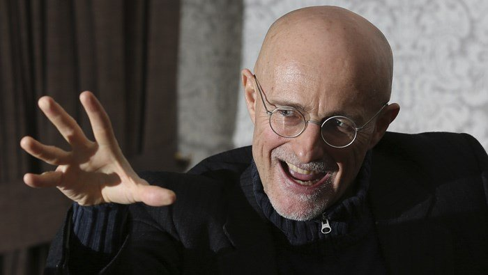Dr. Sergio Canavero said the transplant of a healthy body to a human head would take place in China because the U.S. and Europe would not allow it. (AP/Scott Heppell)