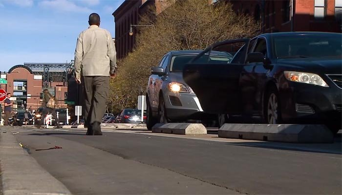 Officials said the fine was a result of the ride-sharing company's hiring of dozens of Colorado drivers with criminal and motor-related offenses. (Source: Uber/KDVR/CNN)