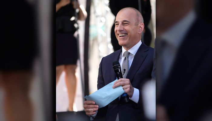 Matt Lauer has been axed from NBC. (Photo by Charles Sykes/Invision/AP)