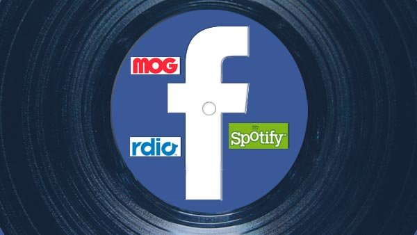 According to a report by the social media blog Mashable, MOG, Rdio and possibly others will join with Spotify to bring music to Facebook. (Source: RNN)