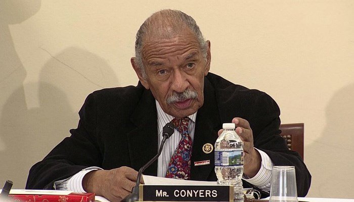 Rep. John Conyers, D-MI, has been facing calls to resign. (Source: CNN)
