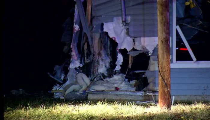 Car Crashes Into Home, Killing Mother and 7-Year-Old Son