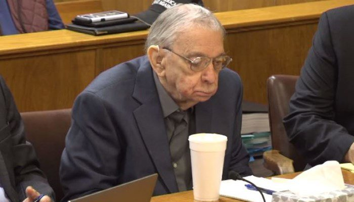 John Feit, a former priest, is accused in the slaying of Irene Garza. (Source: KRGV/CNN)