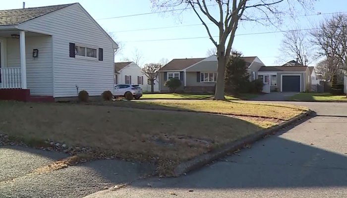 A boy, 12, his mother and his grandmother were tied up.  (Source: WPRI/CNN)