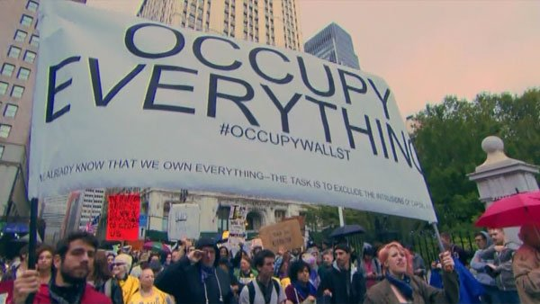 'Occupy' protests are mounting across the U.S. and in international communities. (Source: CNN)