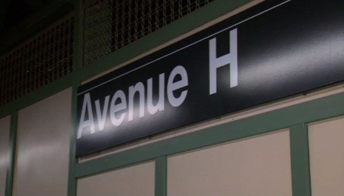 Man passes out on subway tracks