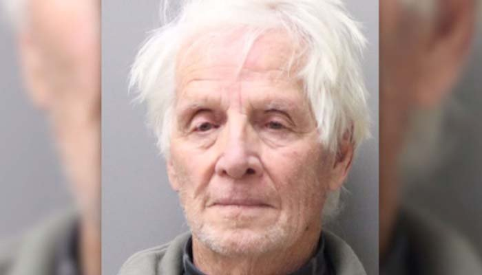 Patrick Jiron, 80, was arrested on felony drug charges and is out on bond. (Source: York County Sheriff's Office via CNN)