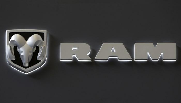 Dodge Ram logo. (Source: AP/Gene J. Puskar, file)