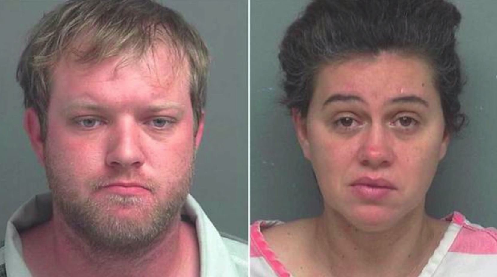 Blake Mayon and Naomi Johnston are facing charges of felony theft. (Source: KPRC/CNN)