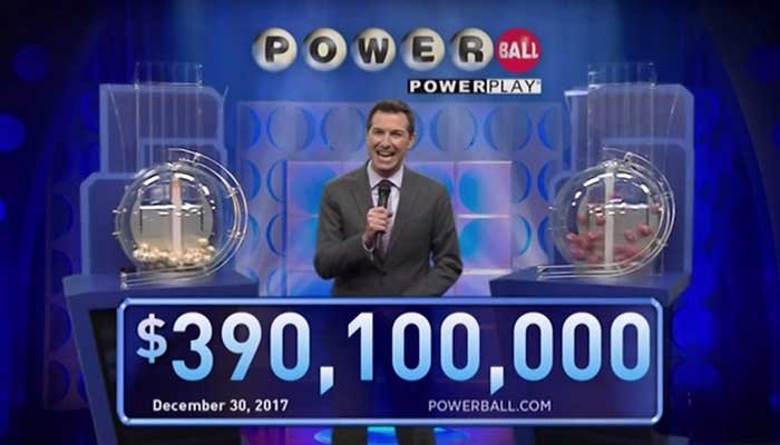 Ticket sales pushed the estimated Powerball jackpot to $440million for Saturday night's drawing. (Source: Multi-State Lottery Association/CNN)