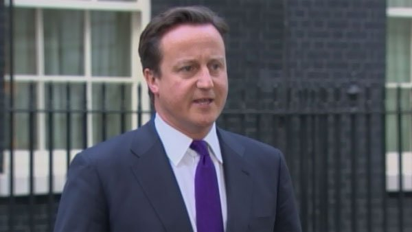 UK Prime Minister David Cameron (Source: CNN)