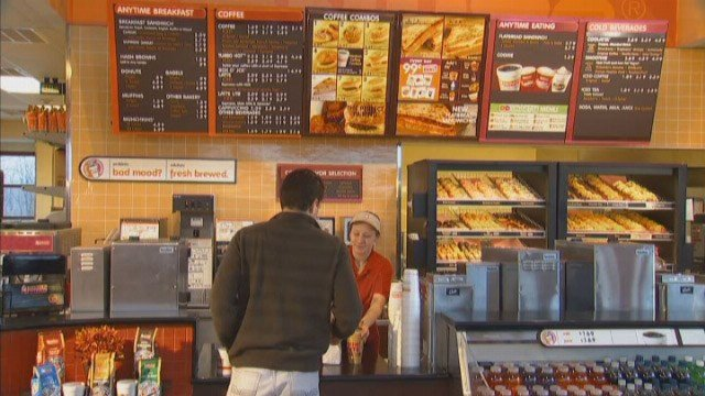Dunkin' Donuts is set to provide a healthier approach to its menu. (Source: CNN/Dunkin' Donuts)