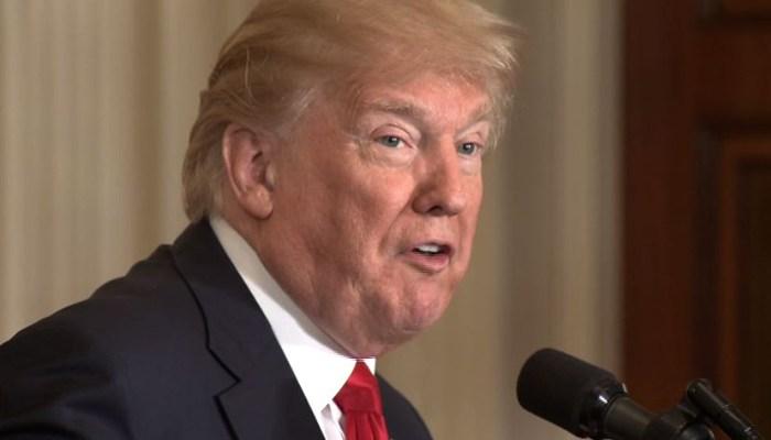 Trump Denies Using Vulgar Slur; Top Democrat Says He Said It