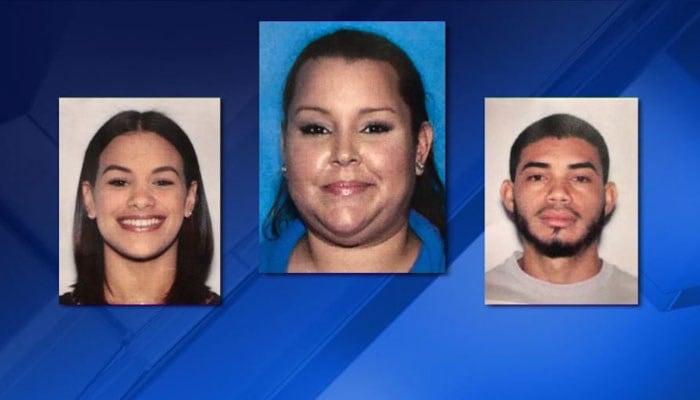 Ishnar Lopez Ramos hiredAlexis Ramos Rivera and his girlfriendGlorianmarieQuinones Montes, to help her kill a romantic rival deputies say