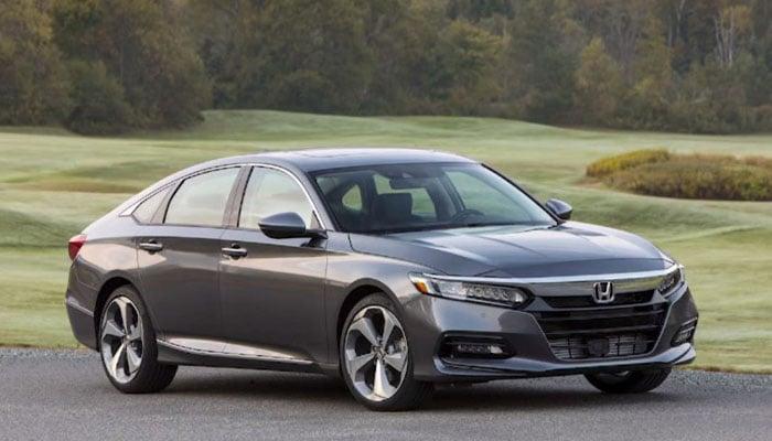 Honda Accord Named Best Car Of The Year At NAIAS