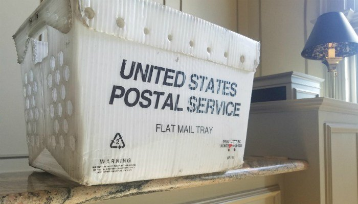 The price of First-Class Mail Forever Stamps will climb from 49 to 50 cents. Postcards will climb from 34 to 35 cents and metered letters will climb from 46 to 47 cents. (Source: Jordan Smith/RNN)