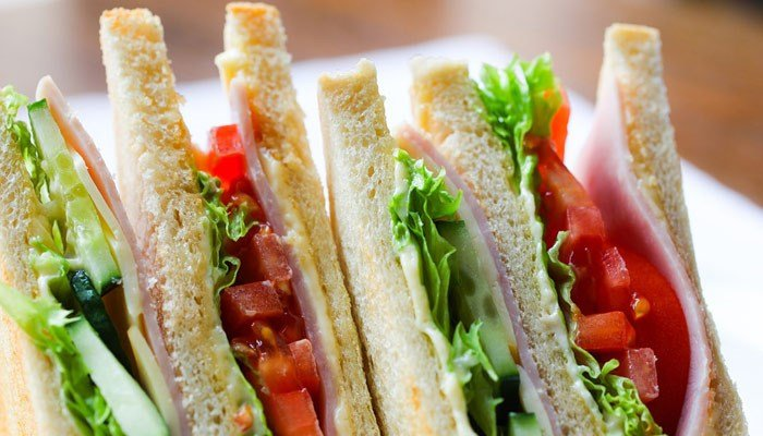 Do you like ready-made sandwiches? They aren't very good for the environment. (Source: Pixabay)