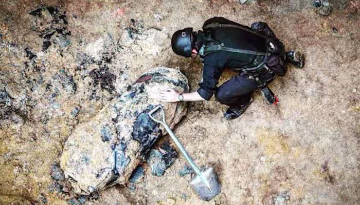 Massive wartime bomb defused in Wan Chai in lengthy operation