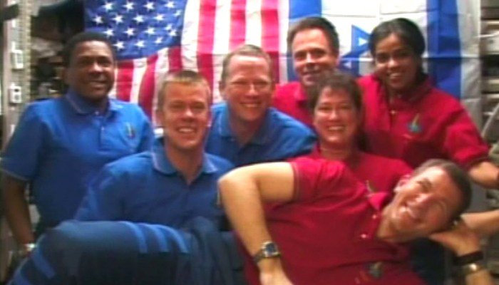 The seven astronauts on the Columbia lost their lives 15 years ago. (Source: NASA/CNN)