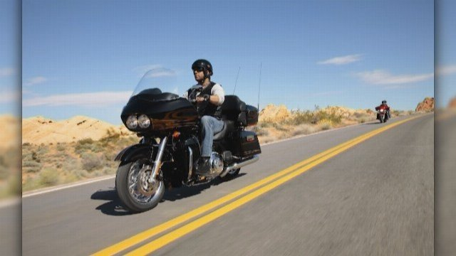 Harley-Davidson recalling 175000 bikes due to failing brakes