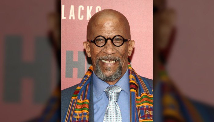 """Reg E. Cathey attends the premiere of HBO Films' """"The Immortal Life of Henrietta Lacks"""" at the SVA Theatre on Tuesday, April 18, 2017, in New York. (Photo by Andy Kropa/Invision/AP)"""