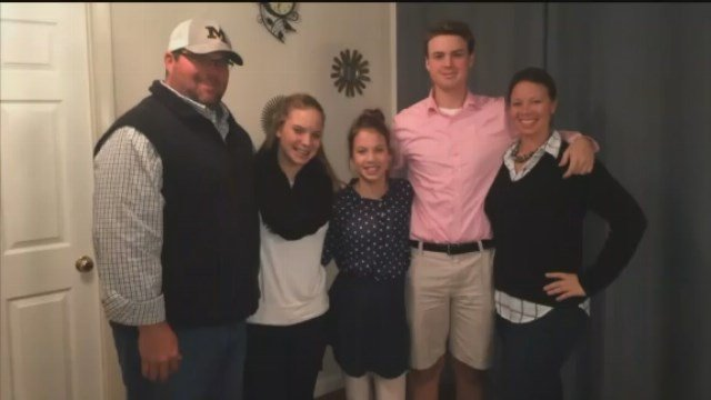 It's another emotional and financial hardship for Beary and her three teenagers which is why her friends have set up a GoFundMme page in memory of Scott and Jocelyn. (Source: KTVI/CNN)