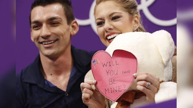 Knierims finish Olympics with a heavy heart