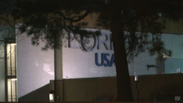 Two people are dead after shooting at the L'Oréal Maybelline plant in North Little Rock, Arkansas (Source: KARK/CNN)