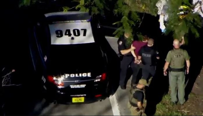 Suspected shooter, 19-year-old Nikolas Cruz, was expelled from the school in 2017 for disciplinary reasons. (Source: WSVN/CNN)