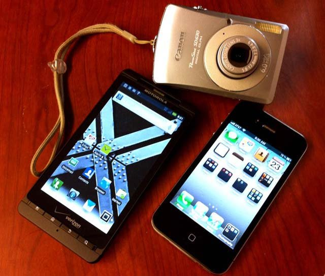 Good photographs can be taken with point-and-shoot cameras as well as smartphones. (Source: RNN)