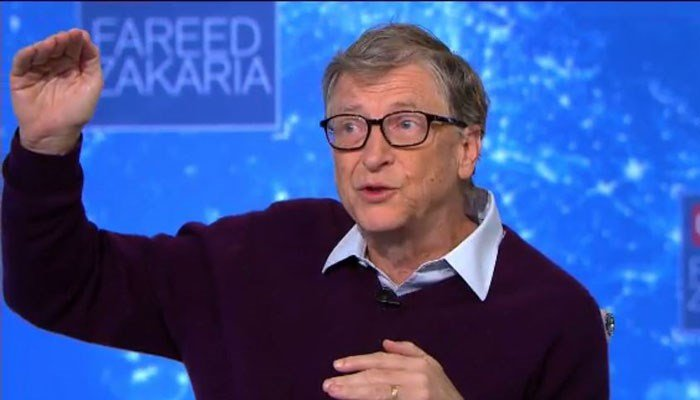 Bill Gates: 'I need to be paying higher taxes' - | WBTV Charlotte