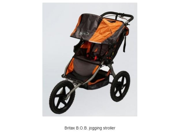 The CPSC states that the front wheel of the stroller can detach suddenly and has resulted in serious injuries to both children and adults. (Source: www.cpsc.gov)