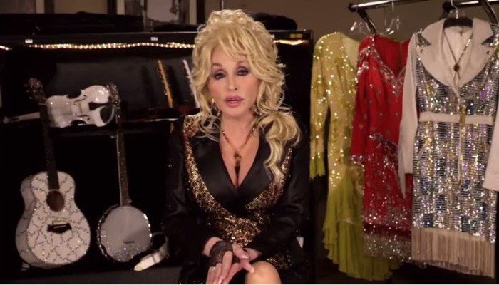 The Imagination Library started in 1995 in Parton's home county in east Tennessee. It was inspired by her father's inability to read and write. (Dolly Parton/Twitter)