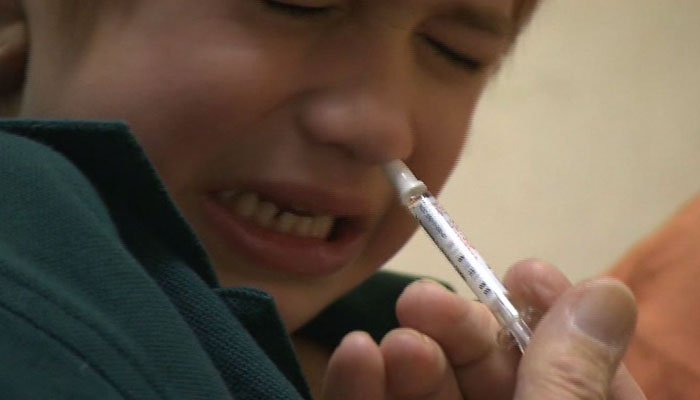 United States panel says it's OK to use nasal spray flu vaccine again