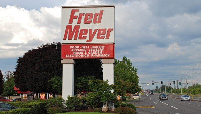 Kroger-owned Fred Meyer locations will no longer sell guns and ammunition to people under 21 years of age, the company said Thursday. (Source: Steve Morgan/Wikicommons)