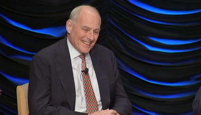 Kelly on leaving DHS: 'God punished me, I guess'