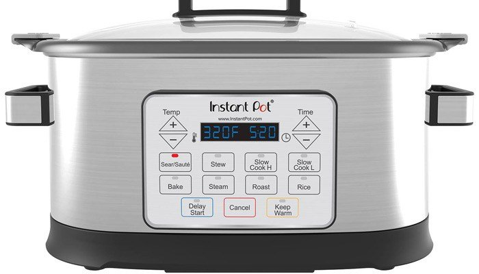 Customers can return their cooker to Walmart to request a free replacement. (Source: Instant Pot)