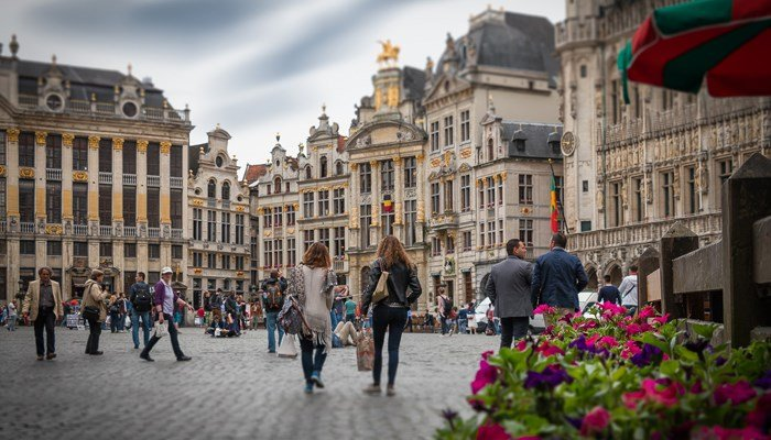 Brussels is the capital of Belgium. (Source: Pixabay)