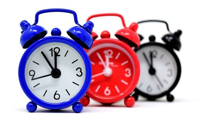 48 states will set their clocks forward on Sunday. (Source: Pixabay)